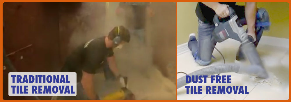 Professional Tile Removal Service in Texas